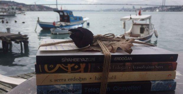 Yazar S. Serra Erdoğan ile Röportaj