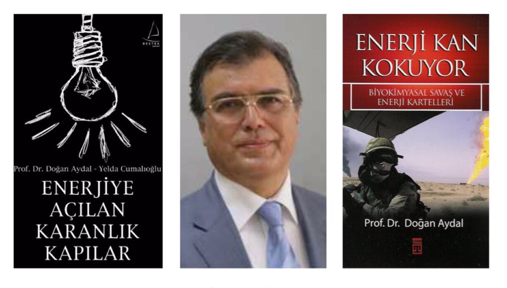 Yazar Prof. Dr. Doğan AYDAL ile Röportaj