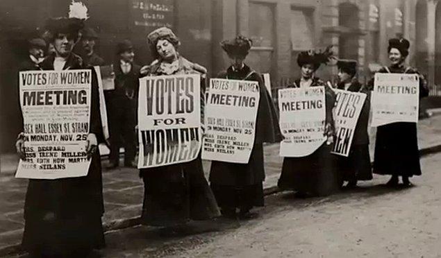 Ülke Ülke Kadınların Seçme ve Seçilme Hakları