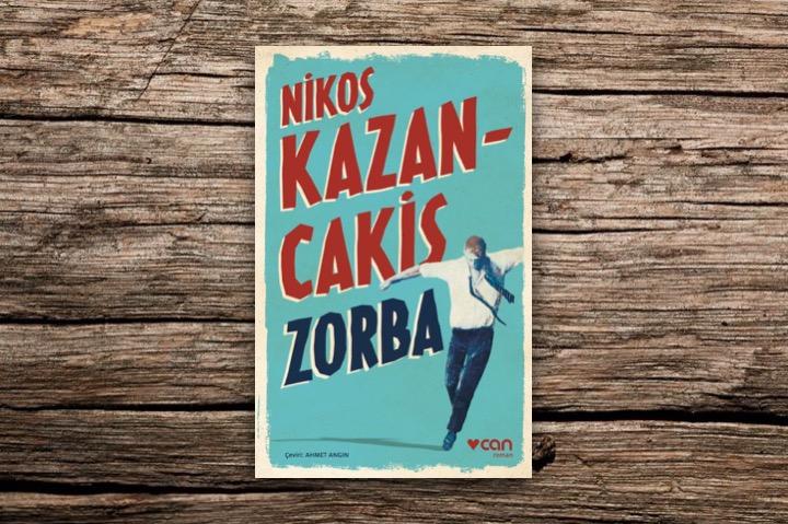 Nikos Kazancakis'inZorba'sından…