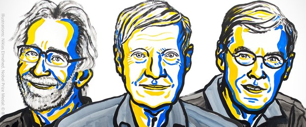 2017 Nobel Kimya Ödülü'nün Sahipleri Belli Oldu