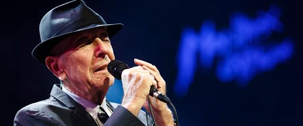Leonard Cohen'in Şiir Kitabı