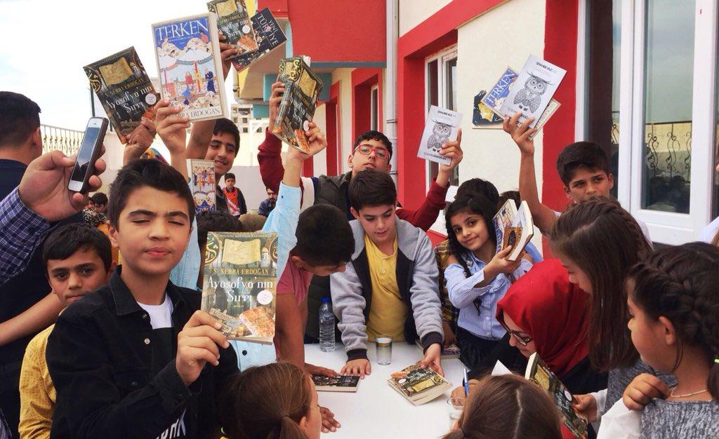 Nizip'te Bir ilki Başaran Ay Yıldız Koleji