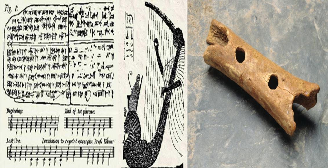 Müzik İnsanlıkla Yaşıt