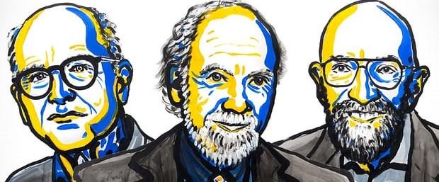 Nobel Fizik Ödülü'nü Kazananlar