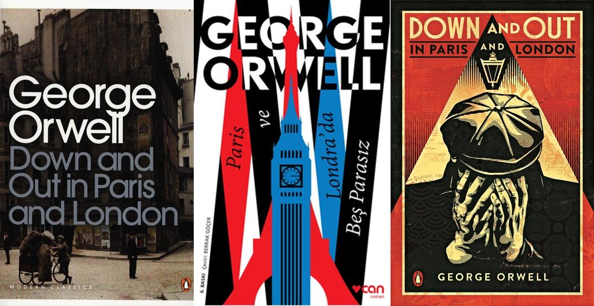 Paris ve Londrada Beş Parasız