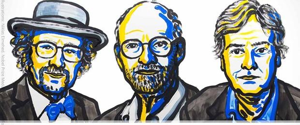 Nobel Tıp Ödülü'nü Kazananlar