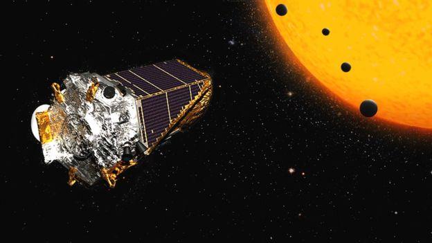 NASA, Güneş Sistemi'nin ikizini buldu: Kepler-90