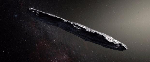 Güneş Sistemi'ne ilk yıldızlararası ziyaretçi