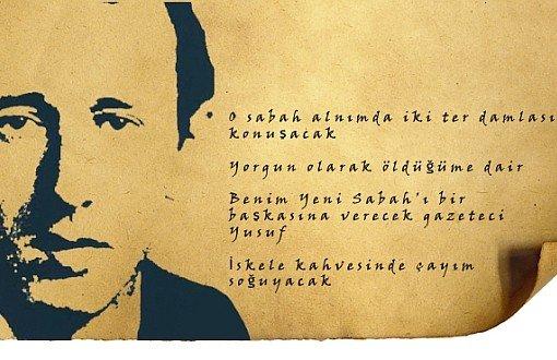 """Orhan Veli'nin 60 Yıldır """"Kayıp"""" Şiiri Yayınlandı"""
