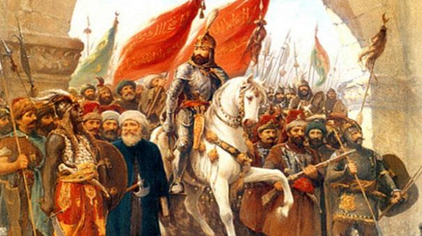 565 yıl önce yeni bir çağ başlatan İstanbul'un Fethi Kutlu Olsun