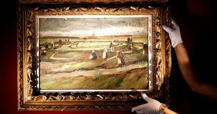 Van Gogh tablosuna 7 milyon euro