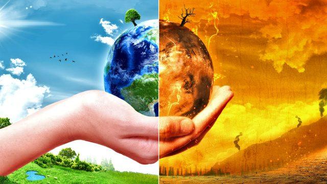 İklimsiz Dünya
