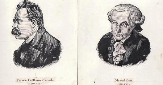 Kant'ın en çılgın, Nietzsche'nin en sıkıcı günü