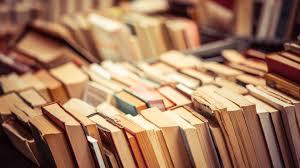 Kitaplar İçin Kodese Girer miydiniz?