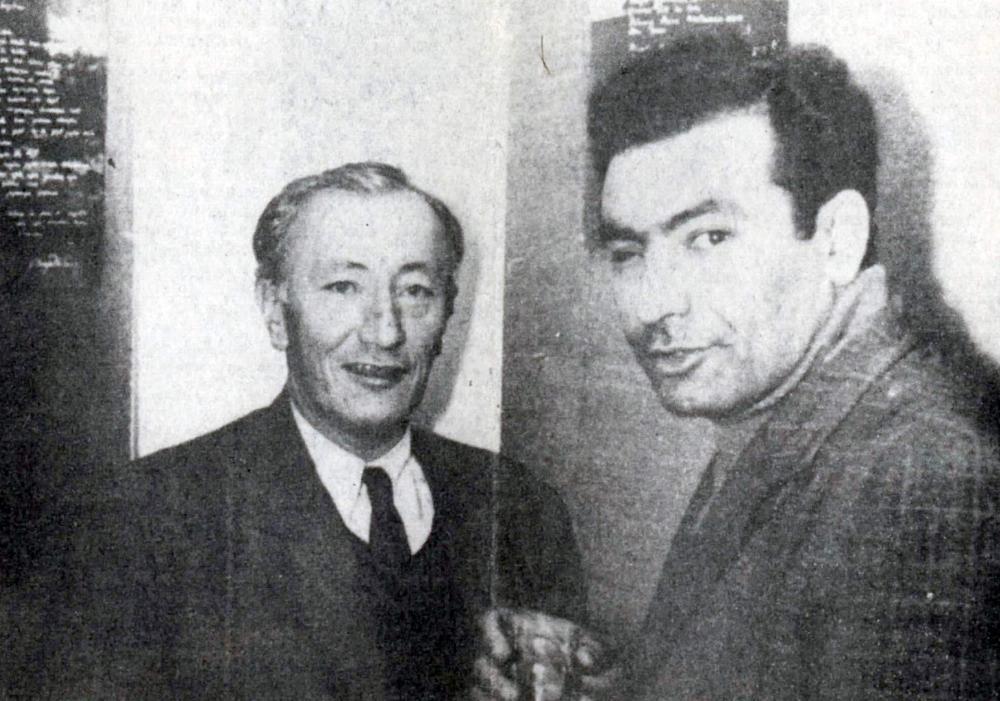 Yaşar Kemal, Sait Faik'le Röportajı