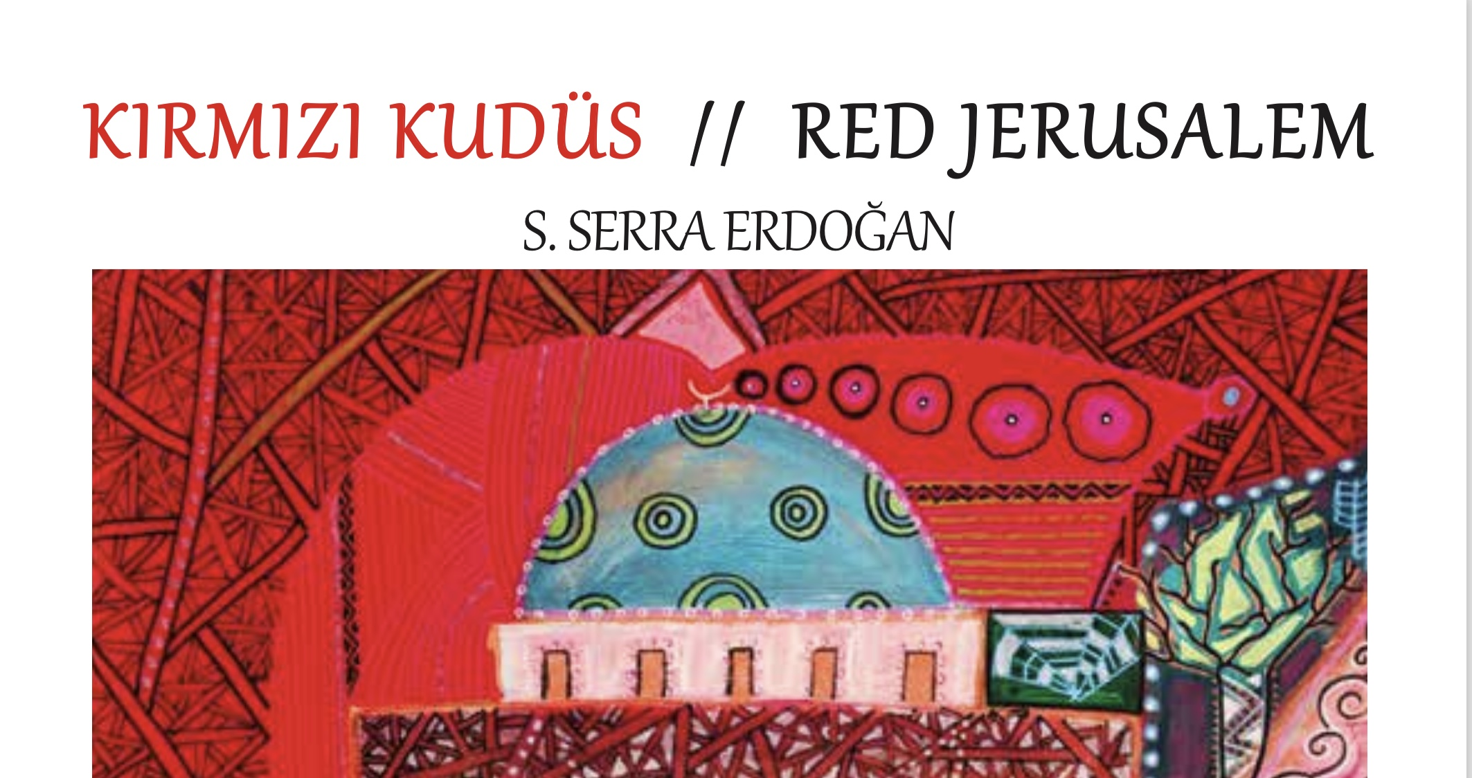 Kırmızı Kudüs Sergisi